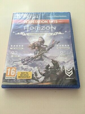 PS4 Horizon: Zero Dawn - Complete Edition (2019) Brand New and Sealed