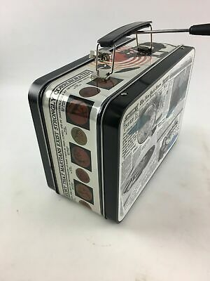 "New York Times  ""UFO"" Lunchbox *NEW* Mint Alien Area 51 Space Ship"