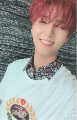 [DAY6 YOUNG K] The Book of Us: Gravity /Official Photocard - Mate/Your Page Ver.