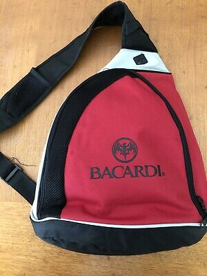 Bacardi Shoulder Bag Backpak New
