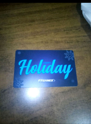 Eb Games Gift Card $75