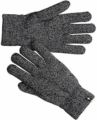 Smartwool Unisex Merino Wool Glove - Touch Screen Compatible Outerwear for Men a