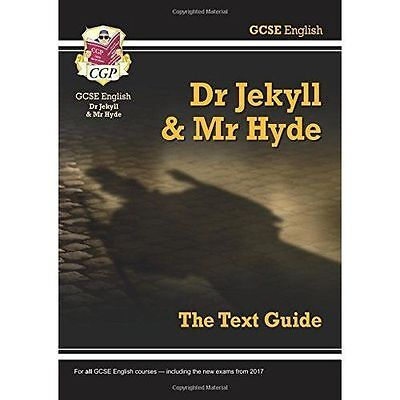 Grade 9-1 GCSE English Text Guide - Dr Jekyll and Mr Hyde (CGP G... by CGP Books