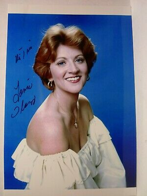 FANNIE FLAGG Authentic Hand Signed Autograph 4X6 Photo - COMEDIAN & ACTRESS