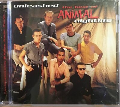 Animal Nightlife : ‎Unleashed - The Best Of - 17 Track CD - Very Rare.