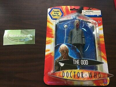 *NEW Doctor Who The OOD Action Figure BNIB Series 2 Poseable Action* SEALED *
