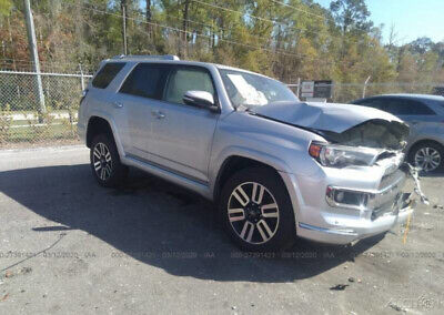 2019 Toyota 4Runner Limited 2019 Limited Used 4L V6 24V Automatic AWD SUV Premium