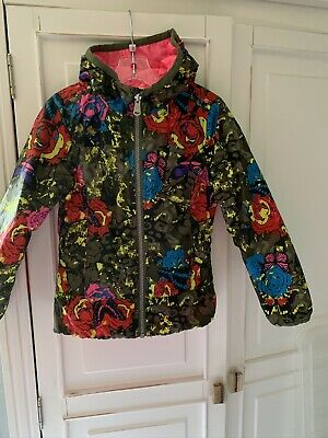 reversable jacket Tk Maxx  'Vintage' Girls Age 6-7