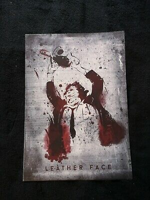 Leatherface Poster / Texas Chainsaw