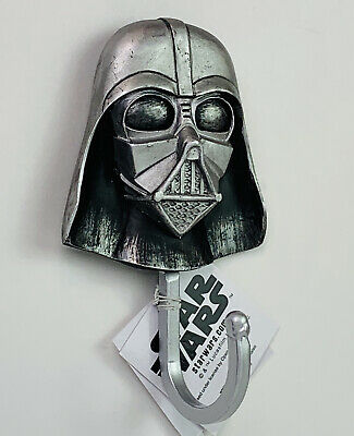 Star Wars Darth Vader Hat Coat Wall Mounted Hook NWT Star Wars Decor