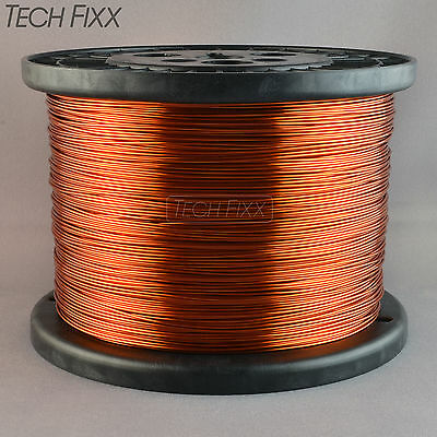 Magnet Wire 20 Gauge Enameled Copper 3160 Feet Coil Winding 10 Lbs Essex 200C