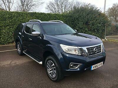 2016 Nissan Navara Double Cab Pick Up Tekna 2.3dCi 190 4WD