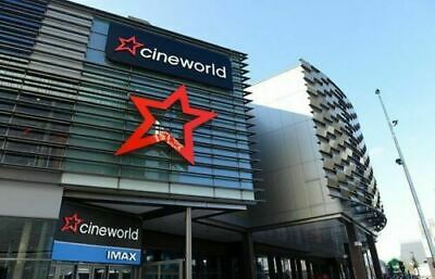 6 Cineworld Cinema Tickets vouchers Club Lloyds 30/04/2021 Expiry