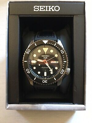 Seiko 5 Sports Mens Wrist Band Watch Automatic SRPD65K3 SKX