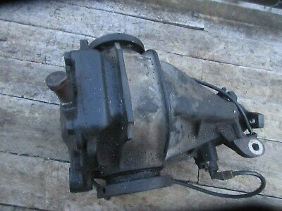 Mercedes 200E W124 200D Differential 3,46 ABS A1243502314 0,7 Liter 105.702 km