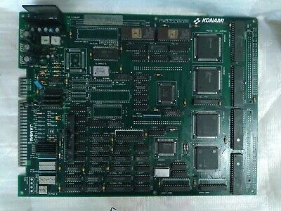 Surprise Attack , Jamma Pcb Original Konami super Condition 100% Working