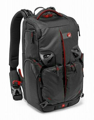 Manfrotto Pro Light Camera Backpack for DSLR/CSC (MB PL-3N1-25) - Free P&P