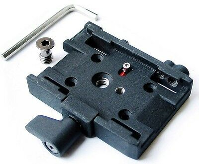 MH621 Complete Quick Release System W//MH601 Slide Plate Cover for Giottos 357PLV