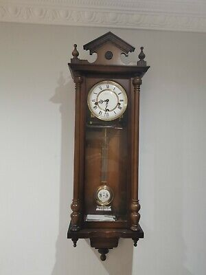 President Regulator Clock  Wall Mounted