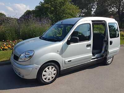 Renault Kangoo Authentique !! Automatic !! Wheelchair Access Vehicle