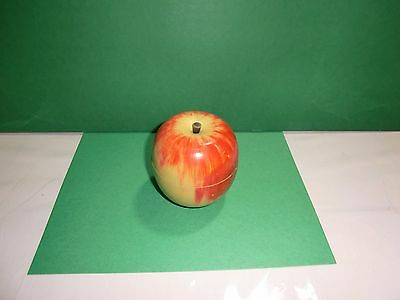 Made in Occupied Japan 1940(s) HORSE-ROULETTE Wooden Apple