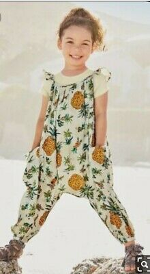 Girls NEXT 3-4 3 4 Years Playsuit Jumpsuit Play Suit Rare £28 VGC Gorgeous