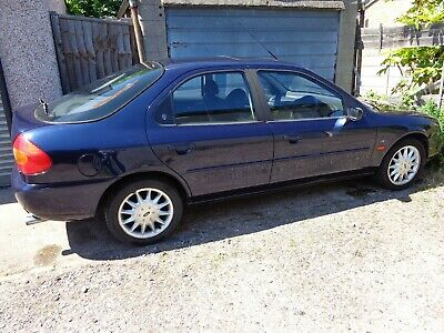 Rare Mondeo Mk2 V6 Ghia X Auto, Low Mileage & Very Solid,