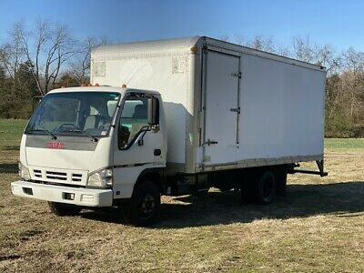 2007 GMC 4500 18' Box Truck   Diesel Automatic  Side Access
