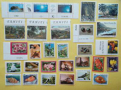 Lot de 125 Timbres France Outre Mer - Neuf