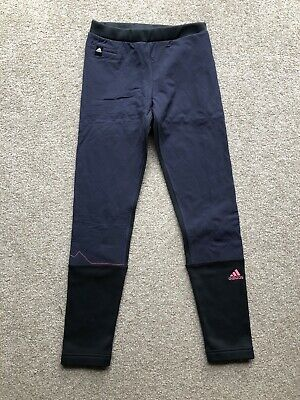 Adidas Tracksuit Bottoms Age 9-10