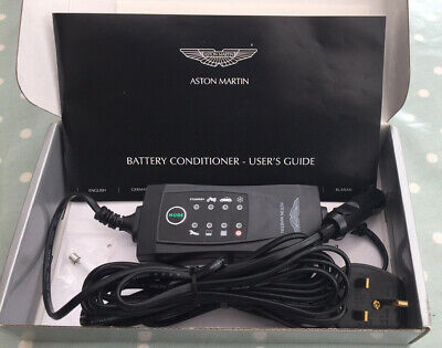 Aston Martin Battery Charger, Conditioner - FAB CONDITION