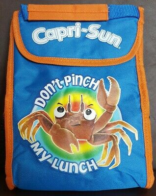 Capri Sun Lunch Bag Collectable