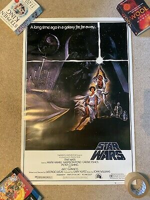 "STAR WARS Movie Series Posters - All Episodes 36""x24"" Size Wall Art Prints"