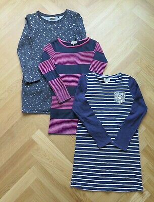 Long sleeved dresses bundle - Johnnie B from Mini Boden, M&S and Next - 10-12y