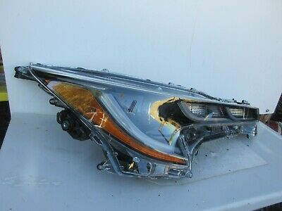 2020 Toyota Corolla LED Headlight Passenger Right RH OEM