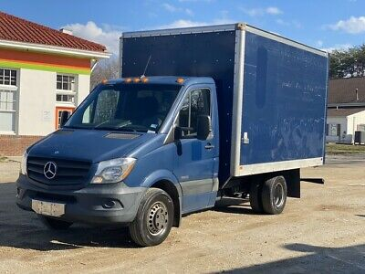 2014 Mercedes-Benz Sprinter  2014 Mercedes Sprinter 3500 12' Box Truck