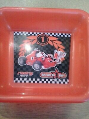 collectible cars childrens dish