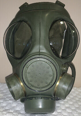 Canadian Armed Forces C4 Gas Mask