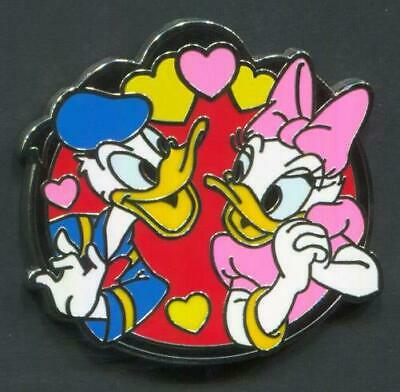 Disney Pin DONALD & DAISY DUCK Disney Couples Mystery Collection