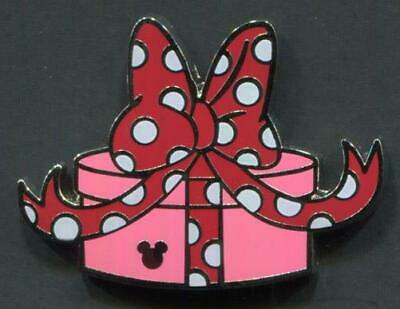 Disney Pin MINNIE MOUSE - 2019 Hidden Mickey WDW Character Presents Gifts