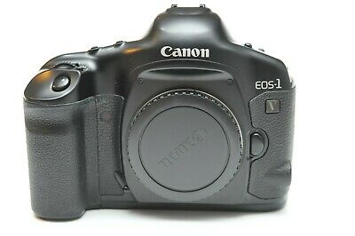 Canon EOS-1V Professional Autofocus SLR 35mm Film Camera Body