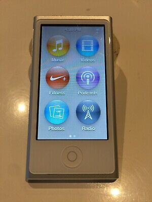 Apple iPod Nano 7th Gen. 16 GB w/ Hama Case