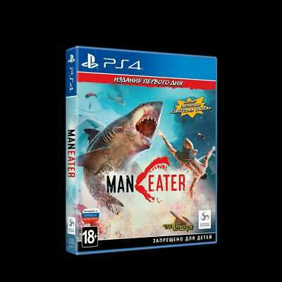 Maneater, Day One Edition, PS4
