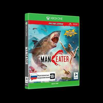 Maneater, Day One Edition, X-Box One