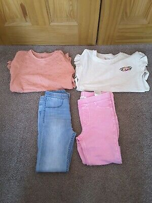 Small. Bundle Of Girls Clothes