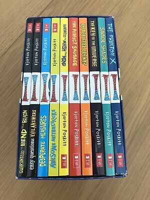 BUNDLE Murderous Maths Collection 10 Books Box Set - Used But Good Condition