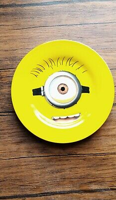 Despicable ME 2 Yellow Plate
