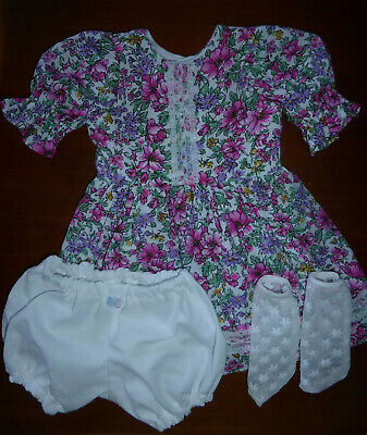 Dolls clothes/dress suitable for 21/22 inch Pedigree doll