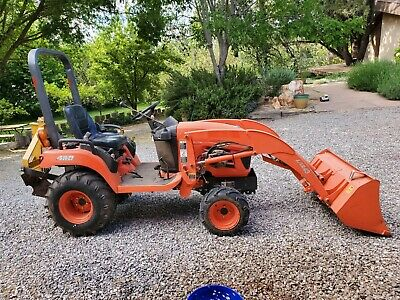 2007 Kubota BX2350D Tractor, LOW 74 HOURS!