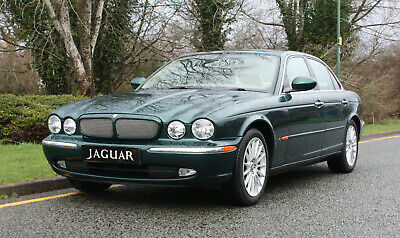 Jaguar Xj6 3.0. 2005 (05). Low Mileage With History.
